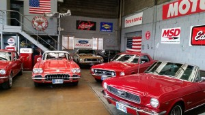 Photo du garage d'Eric Richard Automobiles